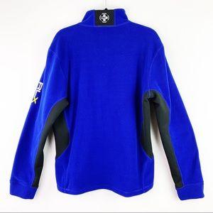 Ralph Lauren Jackets & Coats - RLX Ralph Lauren Men's Fleece Jacket Blue Large